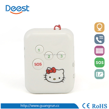 GPS+LBS+AGPS location Quad-Band gps tracker without gsm