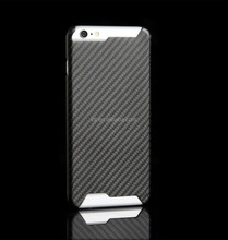 Wholesales carbon fiber cell phone case for 6 6plus Protect your device from dirt, stains and scratches