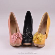 Fashion Colourful High heel Dress Shoes