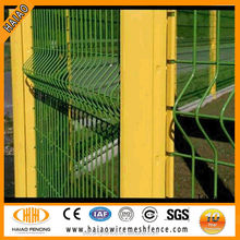 ISO certificate good supplier fashionable made in China direct factory garden fence
