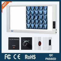 professional good quality and cheap double basic medical LED x ray viewing light boxes x-ray film viewer
