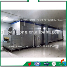 China IQF Vegetables Fruits Blast Tunnel Freezer Price