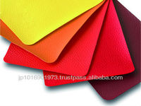 PVC textile for making household furniture such as chairs and sofas Made in Japan