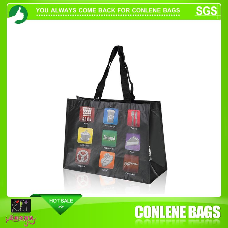 Wholesale Cheap Shopping Bag T Shirt With Recycle Material