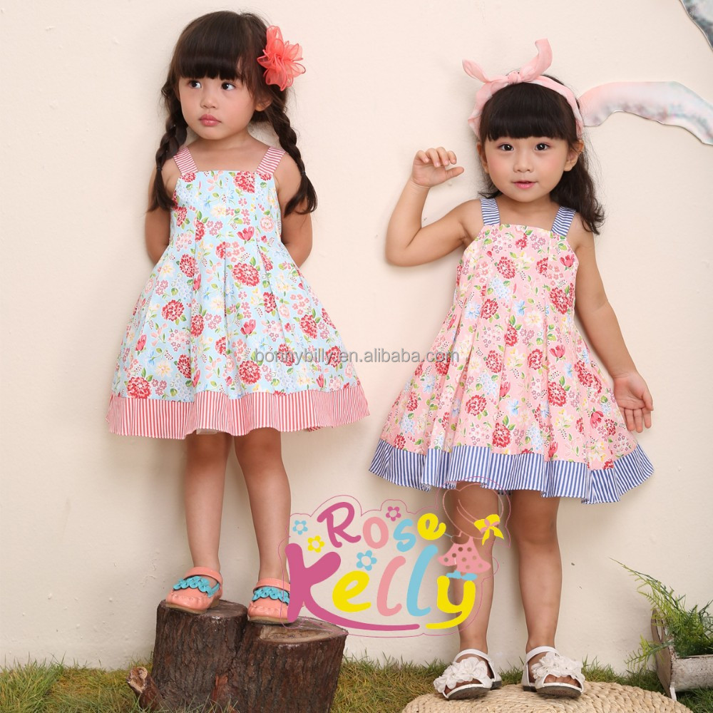 Wholesale Carters Baby Clothes Latest Design Baby Frock