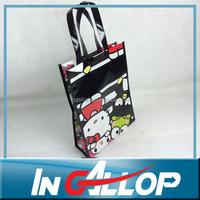 Cute pp laminated bag non woven bag
