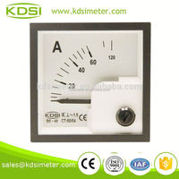 2015 hot sales BE-48 AC60 / 5A ac/dc ammeter voltmeter