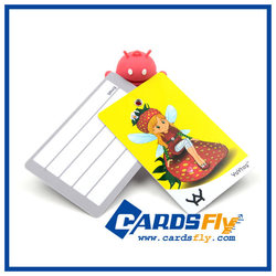 High quality animal shape luggage tag, travel tag for luggage