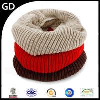 GDK0507 Munufacture factory direct price neck tube scarf/women tube scarf pattern