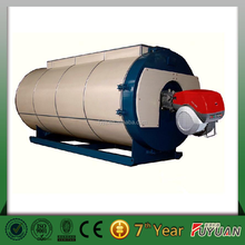 Oil gas coal fired steam boiler price