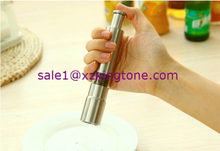 Hand-Hold Stainless Steel Salt And Pepper Mills