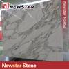 gold veins white arabescato faniello marble stone