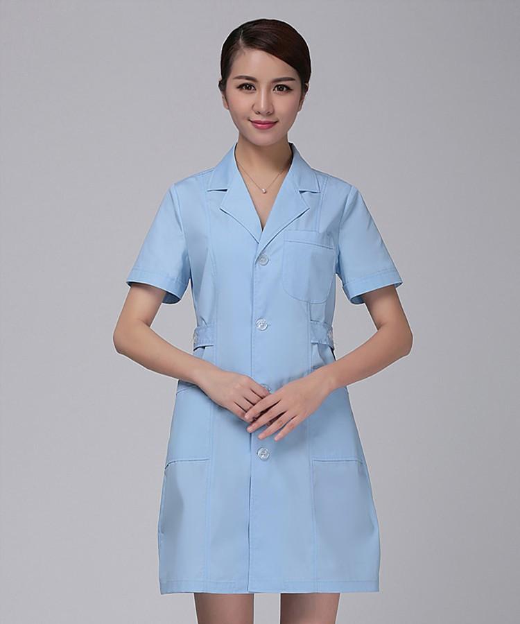 Wt312 Summer Short Sleeve Medical Uniforms Wholesale