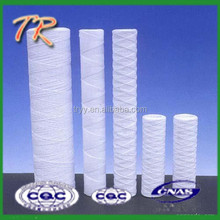 High flow cotton stainless steel frame pall water filter element