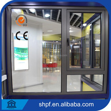 aluminium electrochromic film car window design aluminium frame casement window