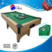 KBL-8008 Home use billiard table