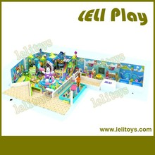 LL-I07 Hottest Soft Padded Attractive Indoor Play