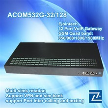Hot sale 32 channel voip product gsm gateway mini laptops