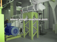 CPM technology float fish feed pellet production line