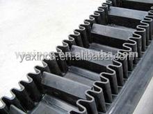 Raised Edge Conveyor Belt(Wall-side)