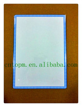 magnetic fridge whiteboard/magnetic memo whiteboard with marked pen