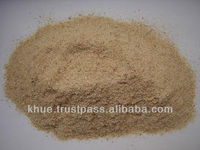 dried tapioca residue for animal feed