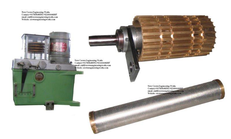 Tabaco maquinaria piezas de repuesto MK8 partes