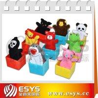 Plush movement toys with music, frog, monkey, sheep, penguin, dog