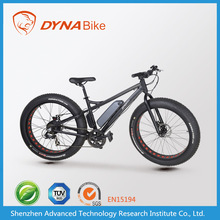 Electric bike maunfacturer Aluminum alloy intelligent fat tire electric mountain bike with lithium battery