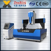 Zhouxiang factory price ZX-CPD Hydraulic CNC Plate Drilling Machine