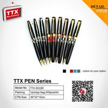 2015 Metal pen holder, Promotion metal ballpoint pen