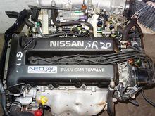 JDM NISSAN SR20VE NEO VVL USED ENGINE PRIMERA 200SX SR20 MOTOR G20A SR20 VE