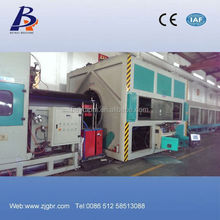 PE/PP Pipe Production Line pe pp plastic drink straw extrusion machinery unit ball pen refill tube machine