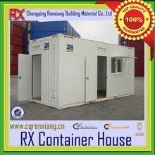 Popular and low cost camp dry goods shipping container