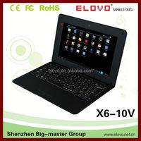 Lots Of 10.1 inch Never Used Laptop Computer 1GB 8GB Laptops In Bulk