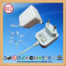 female to male 220v to 110v plug 5V 800mA adapter