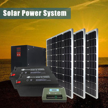 High Quality Panel Bracket Mounting Universal Power Solar Energy System