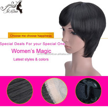 New Style New Design For Black Women german lace hair toupee , india hair men toupee, hair piece toupee for black men