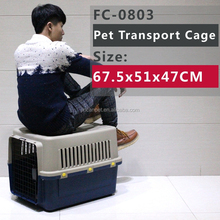 New Design Folding Dog Cat Kennel Crate Cage for medium size