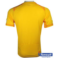 World cup jersey 2014 long sleeve football uniform referee uniforms soccer apparel wholesale