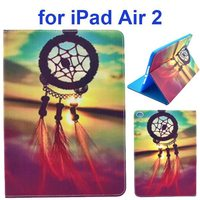 Trade assurance Top sales Color Printing style leather case for ipad air 2