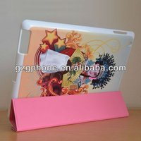 Newest design smart cover for ipad 3.