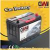 lead acid battery 65D31R/12V70Ah automobile battery