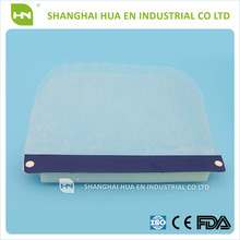 Anti-fog disposable protective safety goggle and face shield