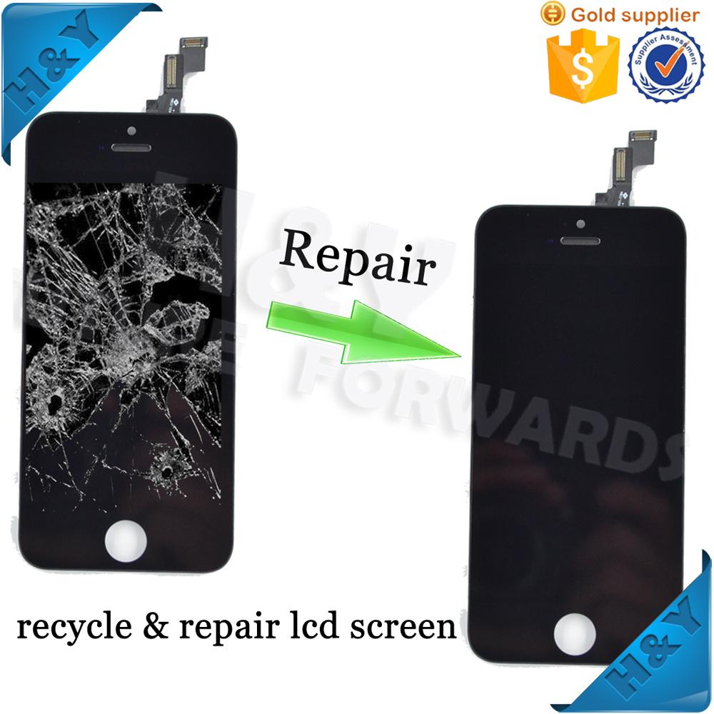 how to fix open iphone broken scree