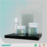 Factory factory price new listing acrylic cosmetic display racks