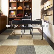 ( mnk) venta caliente pp azulejo de la alfombra