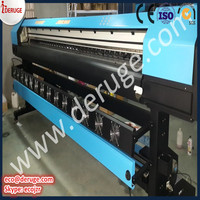 Unica en china!! Deruge printer 3.2m