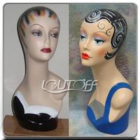 2015 custom mannequin head in loutoffdisplay H 30,31,20,29