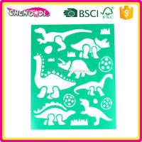 2015 New Design plastic stencil custom, pp stencil, custom stencil